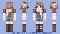Mother's Day ♡ Minecraft Skin