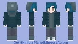 Nico-Nico Nii Minecraft Skin