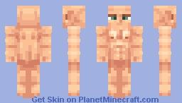 Bald Ken Minecraft