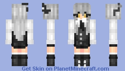 kurotsuno Minecraft Skin