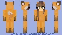 ~Looking Foxy~ Minecraft Skin