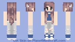 Summer Girl - #2 Minecraft Skin