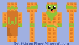 Dr Waffleman - #3 Minecraft Skin