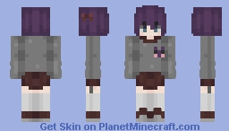 I used to be good at skins. It's amazing what a 2 month break does Minecraft Skin