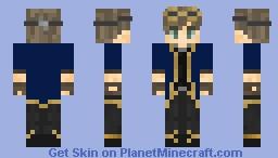 Adventure Boy with Glasses - #7 Minecraft Skin