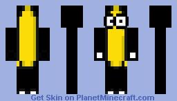Derpy Banana - #9 Minecraft Skin