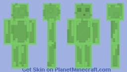 +1.9 Slime Minecraft Skin