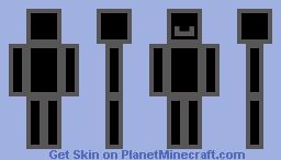 Mr. Game and Watch - Super Smash Bros Skin Set Minecraft Skin