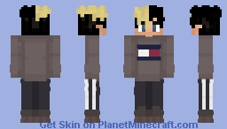 scott .-. male version Minecraft Skin
