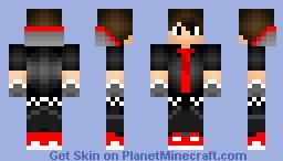 IndyJackson Minecraft Skin