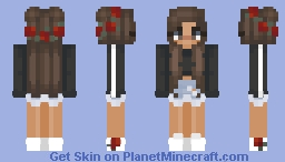 Rosed 🌹/ First Skin! Minecraft
