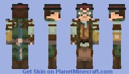 Me {Assassin's Creed : Syndicate} Minecraft Skin