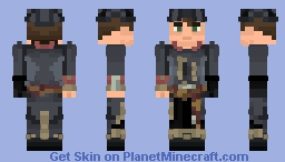 Napoleon's Artillery Outfit {Assassin's Creed : Unity} Minecraft Skin