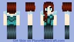 Adelaise - (Free to Use) Lady Skin Minecraft Skin
