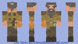 McWizzard - ReImagined Minecraft Skin