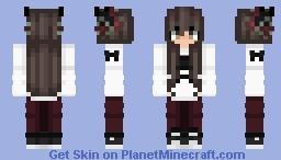 ℐzzyOwl - You Are Somebody's Reason To Smile :) Minecraft Skin