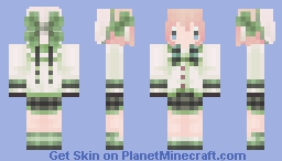 *ºღ CU ღº* CLOVER - (Original Creation) Minecraft Skin