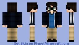 Harry PotterCasual Minecraft Skin - Harry potter skins fur minecraft