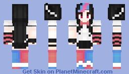 Ibuki Mioda / Super Danganronpa 2 (Kinda better in 3D) Minecraft