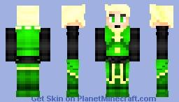 Lloyd (ninjago) {Catlightning77} Minecraft Skin