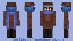 Niko - Oneshot Minecraft Skin