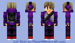 Modern Fre- I swear its the last one this time ;c Minecraft Skin