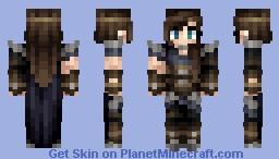 ♦ℜivanna16♦ Raven 2.0 Minecraft Skin