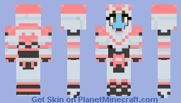 The Red Paladin - #10 Minecraft Skin