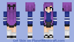 Request From Raeka Minecraft Skin