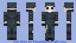 ←The Plague Doctor↓ [Poppy-Reel] Minecraft Skin