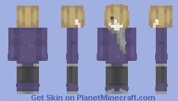 Ew it's a dork that's totally not- ok it's me Minecraft Skin