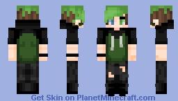 Antisepticeye - JackSepticEye Minecraft Skin