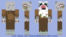 Svirfneblin (Dungeons And Dragons) Minecraft Skin