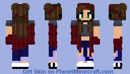 minecraft skin doesnt work