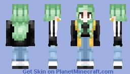 ēɍℇṃō -Look Alive, Sunshine- Minecraft Skin