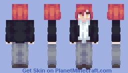 gasoline Minecraft Skin