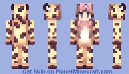 giraffe Minecraft