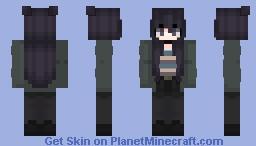 Rave Minecraft Skin