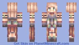 Huntress Minecraft Skin