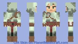 Altair {Assassin's Creed : Revelations} Minecraft Skin