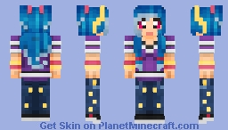 Anna-May (OC) Minecraft Skin