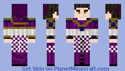 [Velorae] - Albrecht von Landersdorf und Pladerburg: Bishop's Choir Dress Minecraft Skin