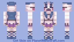 Here have a Ballora skin Minecraft Skin