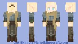 Elf - Sand Lady Minecraft