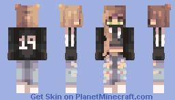 Deja Vu Minecraft Skin