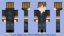 Depression... | Newest Skin in a While Minecraft Skin