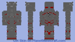 """Savitar With Barry in suit """"CW"""" Minecraft Skin"""