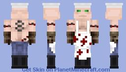 rndnlmtbg | Franco - Wasteland Butcher (Mobile Legends) Minecraft Skin