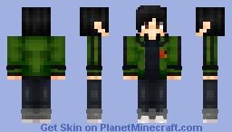 【Green】 Minecraft Skin