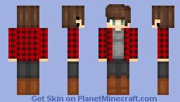 Me | nσnkíє ♡ Minecraft Skin